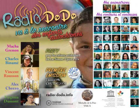 Émission 20 : Spécial Communauté Autochtone Du Lac Simon