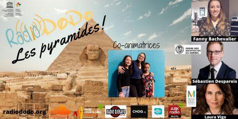 Émission 11 : Les Pyramides