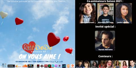 Émission 07: «On Vous Aime !»
