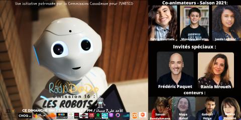 Émission 16: Les Robots